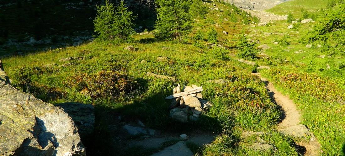 Puy saint vincent l'été